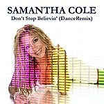 Samantha Cole Don't Stop Believin' (Dance Remix)