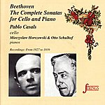 Mieczyslaw Horszowski Beethoven: The Complete Sonatas For Cello And Piano