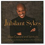 Andrew Litton Jubilant Sykes Sings Copland And Spirituals