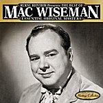 Mac Wiseman The Best Of Mac Wiseman - Essential Original Masters - 25 Classics