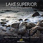 Tim Nielsen Lake Superior - Waves On Rocky Shoreline - Single