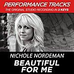 Nichole Nordeman Premiere Performance Plus: Beautiful For Me