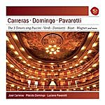 José Carreras Pavarotti - Domingo - Carreras: The Best Of The 3 Tenors
