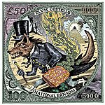 Elvis Costello National Ransom (International Jewel Version)