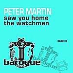 Peter Martin Saw You Home Ep