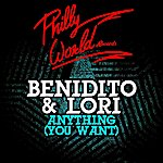 Lori Anything (You Want) - Single