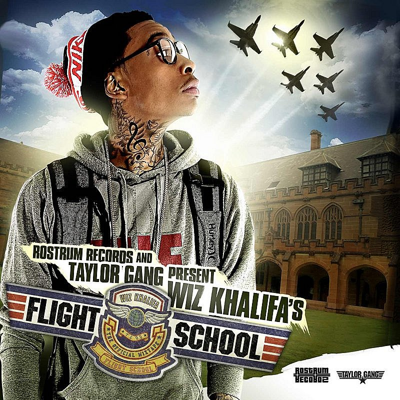 Cover Art: Flight School