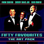 The Rat Pack Rat Pack Fifty Favourites