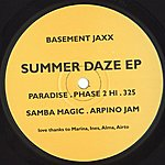 Basement Jaxx Summer Daze Ep