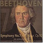 Sir Adrian Boult Beethoven: Symphony No. 7 In A Major