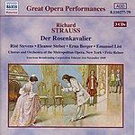 Erna Berger Strauss, R.: Rosenkavalier (Der) (Stevens, Steber / Metropolitan Opera / Reiner) (1949)
