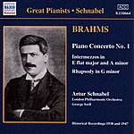 George Szell Brahms: Piano Concerto No. 1 (Schnabel) (1938)