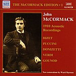John McCormack Mccormack, John: Mccormack Edition, Vol. 1: The Acoustic Recordings (1910)