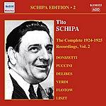Tito Schipa Schipa, Tito: The Complete Victor Recordings, Vol. 2 (1924-1925)