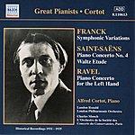 Alfred Cortot Saint-Saens / Ravel: Piano Concertos (Cortot) (1931, 1939)