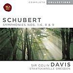 Sir Colin Davis Schubert: Symphonies Nos. 1-6, 8 & 9