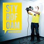 Styrofoam Bright Red Helmet - EP