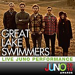 Great Lake Swimmers Pulling On A Line (Live Juno Performance 2010)