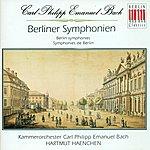 Kammerorchester Carl Philipp Emanuel Bach Bach, C.P.E.: Sinfonias - Wq. 174, 175, 178, 179, 181