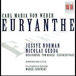 Jessye Norman Weber, C.M. Von: Euryanthe [Opera]