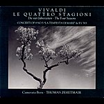 Thomas Zehetmair Vivaldi, A.: The 4 Seasons / Violin Concertos, Rv 253, 583