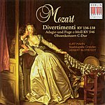 "Herbert Blomstedt Mozart, W.A.: Divertimenti, K. 136-138, ""Salzburg Symphonies"" / Oboe Concerto / Adagio And Fugue In C Minor"