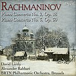 David Lively Rachmaninov: Piano Concerto No. 2 In C Minor, Op. 18; Piano Concerto No. 3 In D Minor, Op. 30