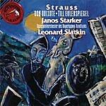 Leonard Slatkin Strauss: Don Quixote / Till Eulenspiegel