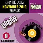 Off The Record November 2010: Urban Smash Hits (R&B, Hip Hop)