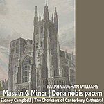 BBC Symphony Orchestra Williams: Mass In G Minor, Dona Nobis Pacem