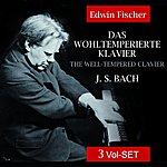 Edwin Fischer Bach: The Well-Tempered Clavier (1933-1936)