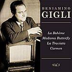 Beniamino Gigli Beniamino Gigli, Vol. 3 (1927-1945)