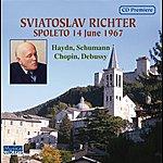 Sviatoslav Richter Richter In Spoleto
