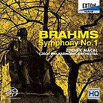 Czech Philharmonic Orchestra Brahms Symphony No.1
