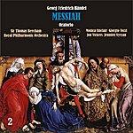 Jennifer Vyvyan Händel: Messiah, Oratorio, Hwv 56, Vol. 2