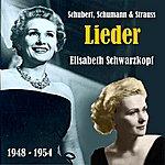 Geoffrey Parsons Lieder Of Schubert, Schumann & Strauss, Recordings 1948-1954