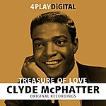 Clyde McPhatter Treasure Of Love - 4 Track Ep