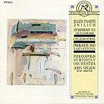 John Nelson Ellen Taaffe Zwilich: Symphony #1