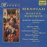Martin Pearlman Handel: Messiah