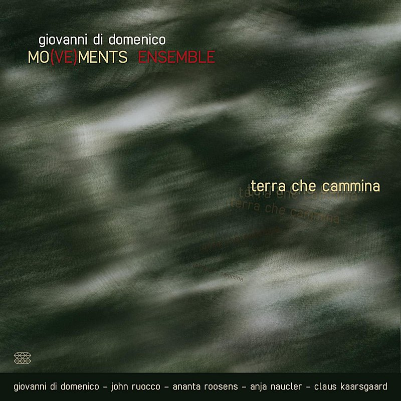 Cover Art: Terra Che Cammina