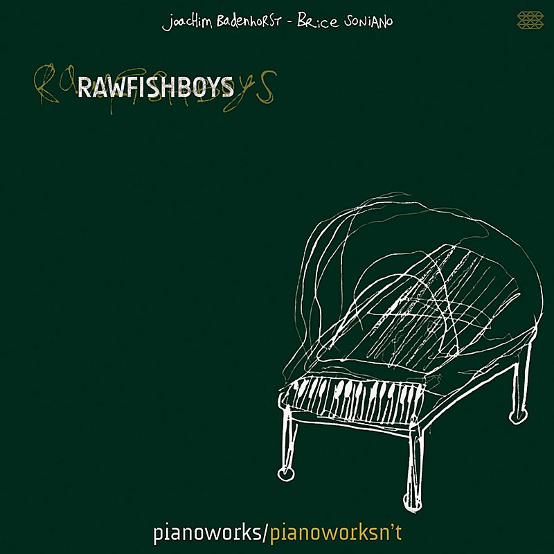 Cover Art: Pianoworks/Pianoworksn't