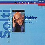 Helen Watts Mahler: Symphony No.3 (2 CDs)