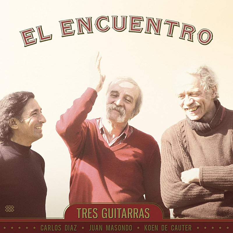 Cover Art: El Encuentro