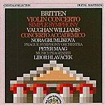 Prague Symphony Orchestra Britten: Violin Concerto & Simply Symphony - Williams: Concerto Accademico