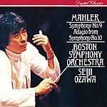 Boston Symphony Orchestra Mahler: Symphony No.9; Symphony No.10 (Adagio)