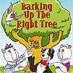 Shed Barking Up The Right Tree