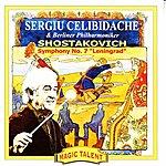 Sergiu Celibidache Dmitry Shostakovich : Symphony No. 7 - Leningrad