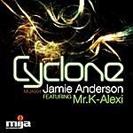 Jamie Anderson Cyclone
