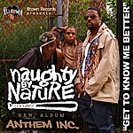 Naughty By Nature Get To Know Me Better - Single