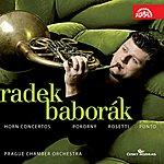 Prague Chamber Orchestra Horn Concertos